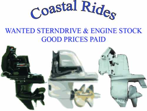 Wanted Engines %26amp%3B Sterndrives - Good Prices Given