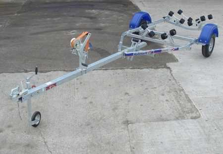 Trailer Indespension - Coaster Swing - up to 550kg